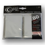 Ultra Pro PRO-Matte Eclipse Standard Sleeves - White (80 Sleeves)