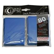 Ultra Pro PRO-Matte Eclipse Standard Sleeves - Blue (80 Sleeves)