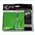 Ultra Pro PRO-Matte Eclipse Standard Sleeves - Green (80 Sleeves)