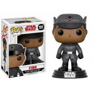 Funko POP! The Last Jedi - Finn Bobble Head 10cm