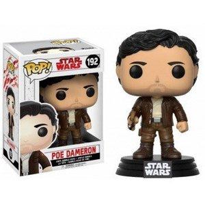 Funko POP! The Last Jedi - Poe Dameron Bobble Head 10cm