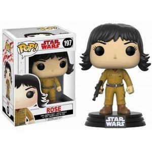 Funko POP! The Last Jedi - Rose Bobble Head 10cm