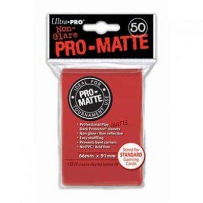 Ultra Pro Rood Matte