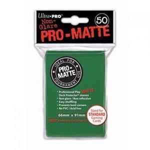 Ultra Pro Groen Matte