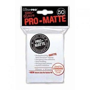 Ultra Pro Wit Matte