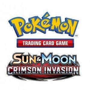 Pokemon TCG Lucario Crimson Invasion 3-booster blister