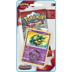 Pokemon TCG Dhelmise Crimson Invasion 1-booster blister