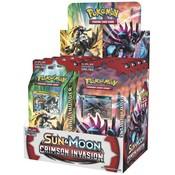 Pokemon TCG SET Theme Decks Crimson Invasion