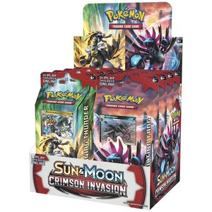Pokemon TCG SET Theme Decks Crimson Invasion