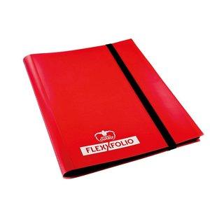 Ultimate Guard 4-Pocket FlexXfolio Red