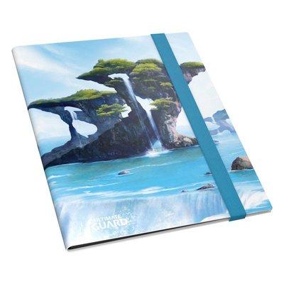 Ultimate Guard 9-Pocket FlexXfolio Lands Edition Island