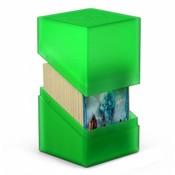 Ultimate Guard Boulder & Trade Deck Case 100+ Standard Size Emerald