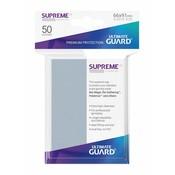 Ultimate Guard Supreme UX Sleeves Standard Size Transparent (50)