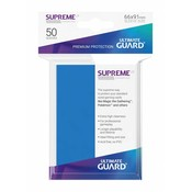Ultimate Guard Supreme UX Sleeves Standard Size Royal Blue (50)