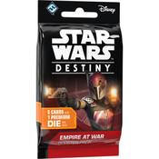 Star Wars Destiny Empire at War Booster Pack