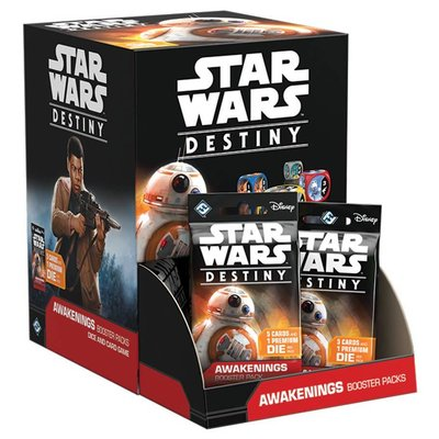 Star Wars Destiny Star Wars Destiny: Awakenings Booster Box