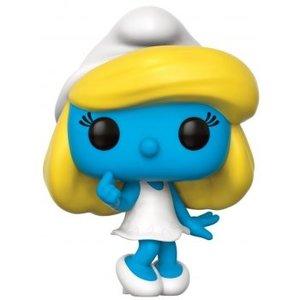 Funko POP! The Smurfs - Smurfette Vinyl Figure 10cm