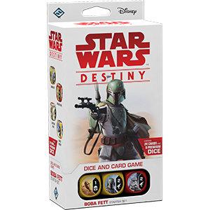 Star Wars Destiny Star Wars Destiny: Legacies - Boba Fett Starter Set