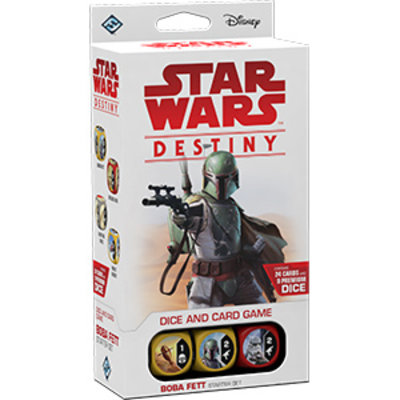 Star Wars Destiny Star Wars Destiny: Legacies - Boba Fett Starter Set