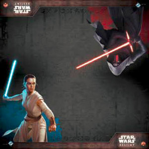 Star Wars Destiny Awakenings 2-Player Game Mat