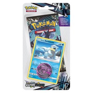 Pokemon TCG SET Ultra Prism Promo Blister Pakket