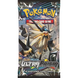 Pokemon TCG Ultra Prism Booster Pack