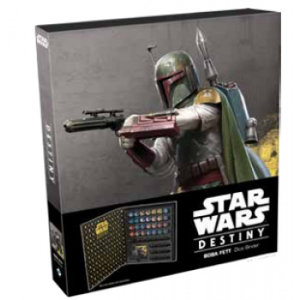 Star Wars Destiny Star Wars: Destiny - Boba Fett Dice Binder