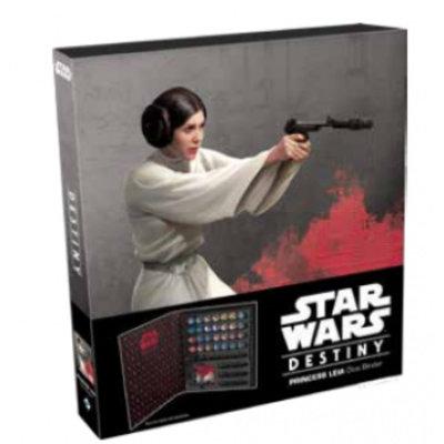 Star Wars Destiny Star Wars: Destiny - Princess Leia Dice Binder