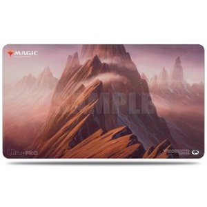 Ultra Pro Unstable Play Mat - Mountain