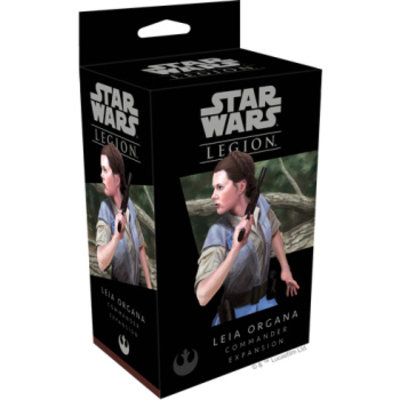 Star Wars Legion Leia Organa Commander Expansion