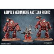 Games Workshop Adeptus Mechanicus Kastelan Robots