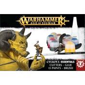 Games Workshop Age Of Sigmar Citadel Essentials Set Eng