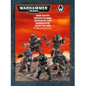 Games Workshop Chaos Cultists