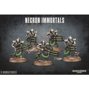 Games Workshop Necron Immortals/Deathmarks
