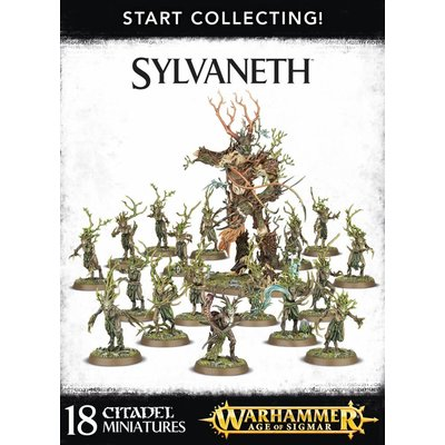 Games Workshop Start Collecting! Sylvaneth