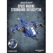 Games Workshop Space Marine Stormhawk Interceptor