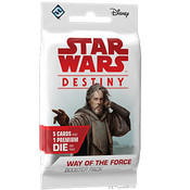 Star Wars Destiny Star Wars Destiny: Way of the Force Booster Pack