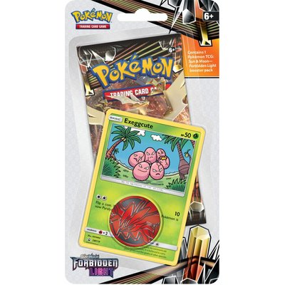 Pokemon TCG Forbidden Light Promo Blister Pakket