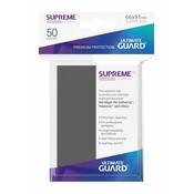 Ultimate Guard Supreme UX Sleeves Standard Size Dark Grey (50)