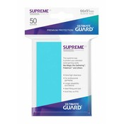 Ultimate Guard Supreme UX Sleeves Standard Size Aquamarine (50)