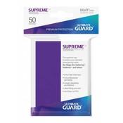 Ultimate Guard Supreme UX Sleeves Standard Size Purple (50)