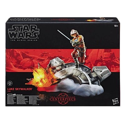 Star Wars Hasbro Black Series Centerpiece Diorama 2017 Luke Skywalker 15 cm