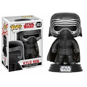 Funko POP! Episode 8 - The Last Jedi Masked Kylo Ren Vinyl Figure 10cm Limited