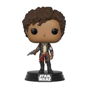 Funko POP! Star Wars Solo Val Vinyl Bobble-Head 9 cm