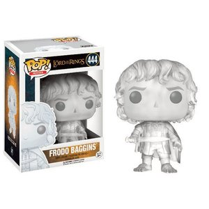 Funko POP! Lord of the Rings - Frodo Baggins (Invisible) Vinyl Figure 9 cm
