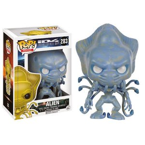 Funko POP! Independence Day - Alien White Eyes Variant Vinyl Figure 10cm limited