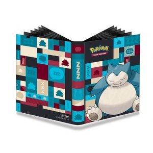 Ultra Pro Pokemon Snorlax Pro-Binder