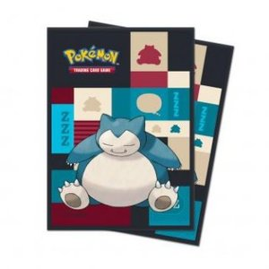 Ultra Pro Snorlax Sleeves Standard (65 Sleeves)
