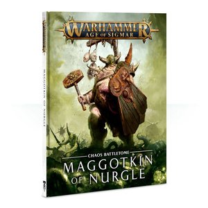 Games Workshop Battletome: Maggotkin of Nurgle
