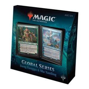 Magic the Gathering Global Series Jiang Yanggu & Mu Yanling